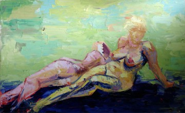 Iola Nizamutdinova, Georgien, o.T.