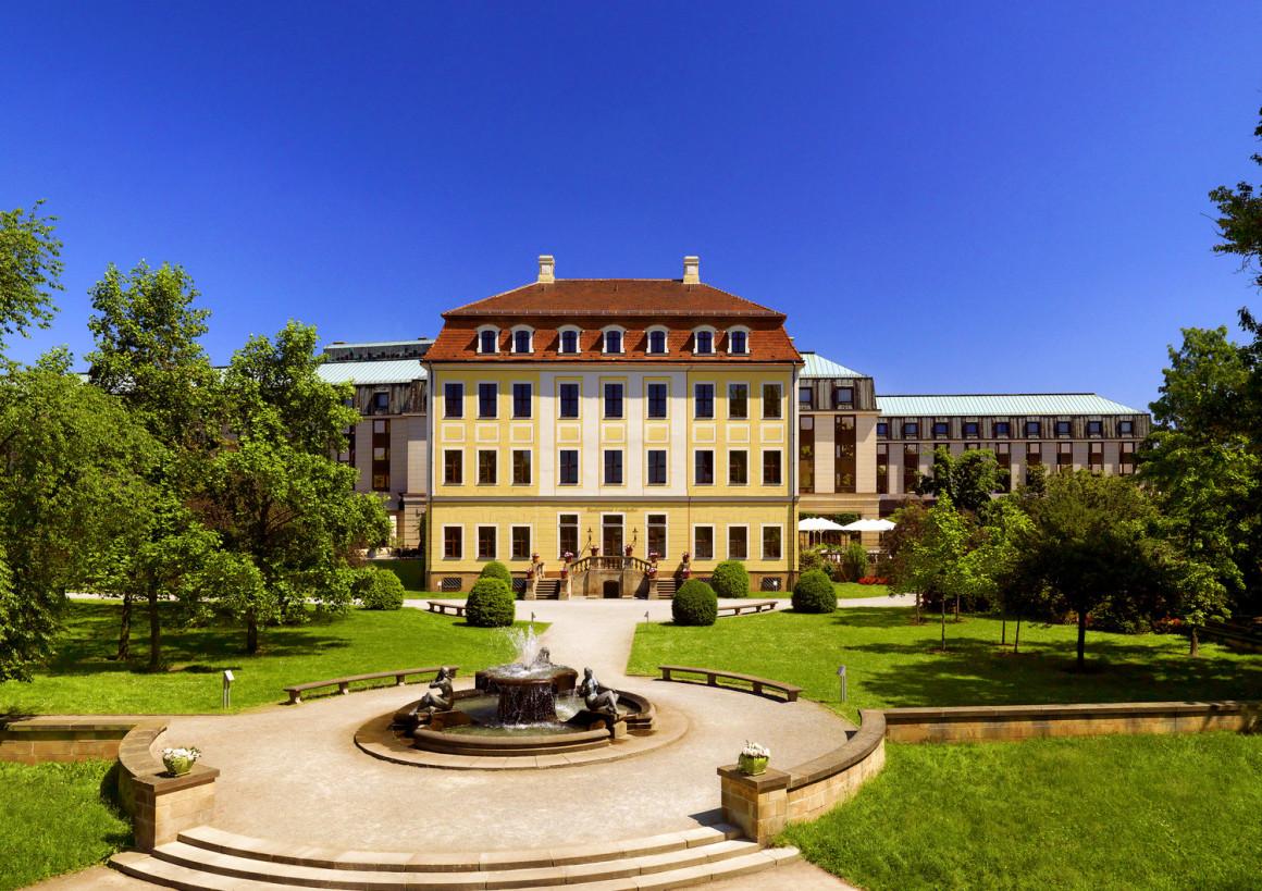 Außenansicht The Westin Bellevue Dresden