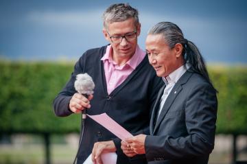 Veranstalter und Stifter des Canalettopreises 2014 (Korea live!)